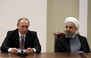 روحانی: نمیخواهند اوضاع سوریه به ثبات دائمی برسد