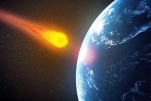 برخورد شهاب سنگ با زمین در سال 2079