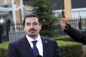سعد حریری بازهم تکرار کرد: ایران در امور لبنان دخالت میکند!