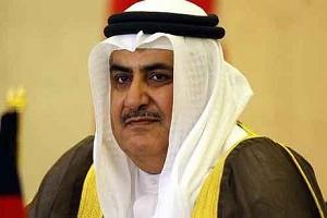 وزیر خارجه بحرین: کشورهای عربی باید برای مقابله با ایران متحد شوند