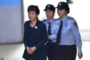 اخبار جدید از وضعیت رئیس جمهور زندانی کره جنوبی
