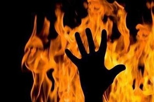 سلفی با جسد سوخته ! +عکس