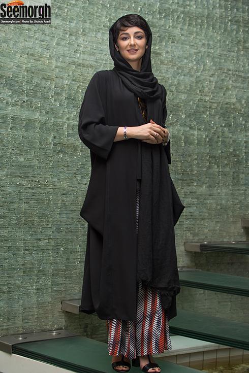 ویدا جوان در آیین نکوداشت جشن سینمای ایران