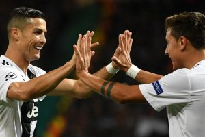 نتایج لیگ قهرمانان اروپا؛ یوونتوس با رونالدو منچستریونایتد را شکست داد