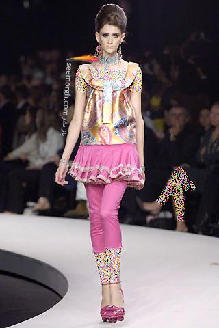 کلکسیون لباس دیور با طرح های بته جقه ای - عکس شماره 5