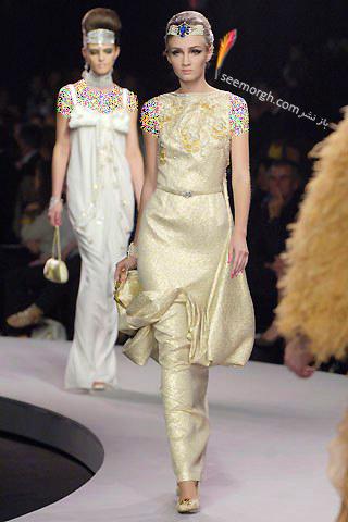 کلکسیون لباس دیور با طرح های بته جقه ای - عکس شماره 6