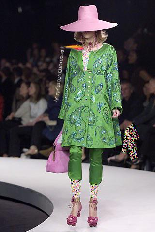 کلکسیون لباس دیور با طرح های بته جقه ای - عکس شماره 8