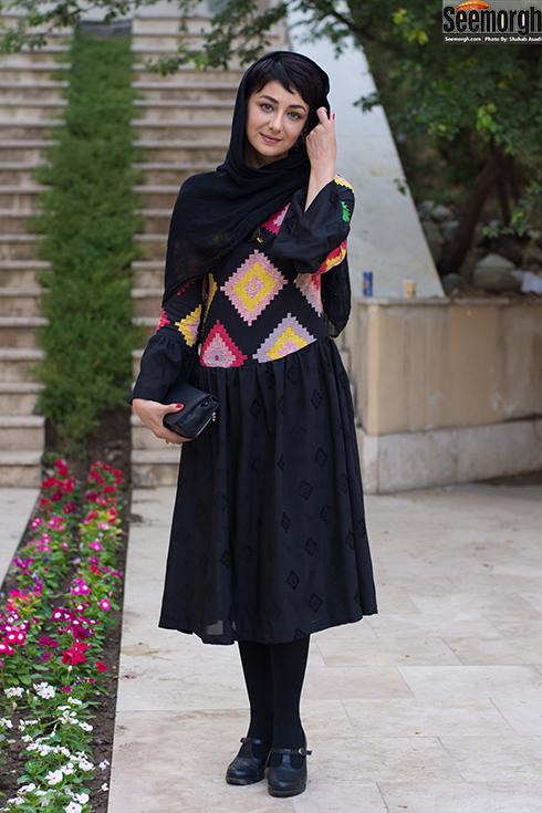 مدل مانتو ویدا جوان در جشن منتقدان سینما