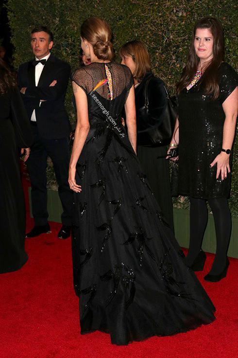 مدل لباس آنجلینا جولی Anjelina Jolie در مراسم Governors Awards 2013 - عکس شماره 2