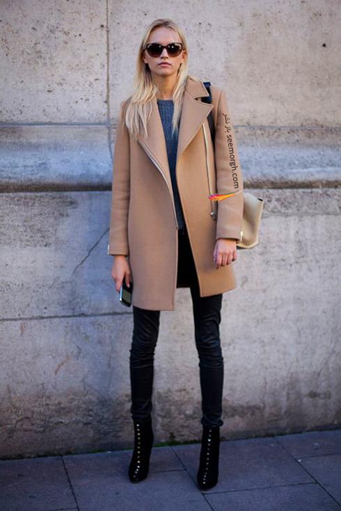 مدل پالتو زنانه براي پاييز 2017 به انتخاب مجله هارپر بازار HarperBazzar - عکس شماره 4