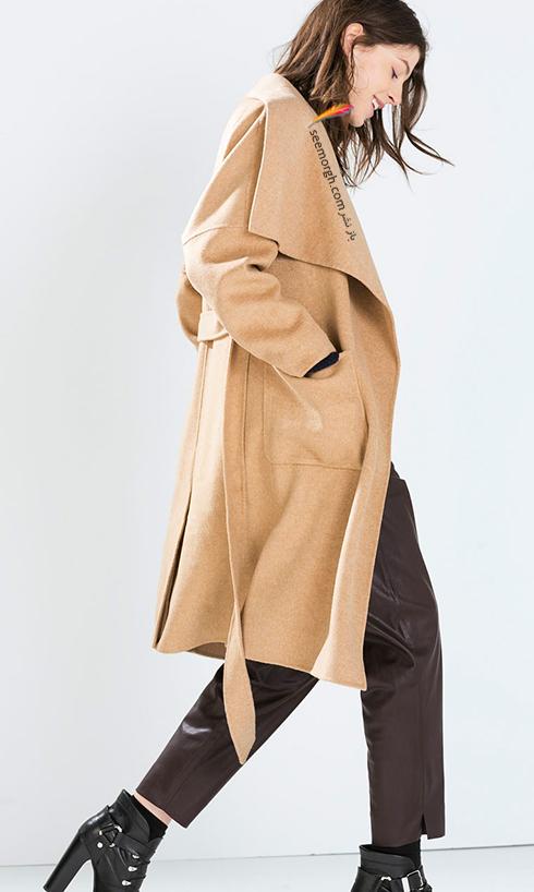 مدل پالتو زنانه براي پاييز 2017 به انتخاب مجله هارپر بازار HarperBazzar - عکس شماره 11