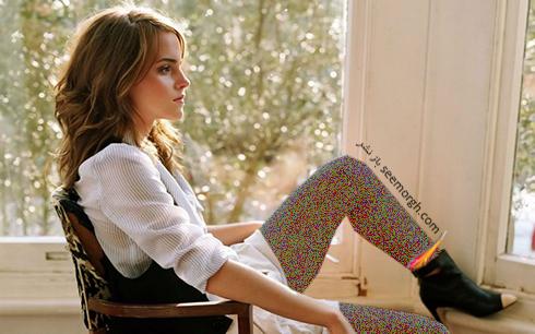7 - اما واتسون Emma Watson بازیگر انگلیسی