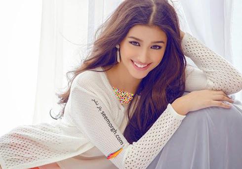 8 - لیزا سوبرانو  Liza Soberano بازیگر آمریکایی - فیلیپینی