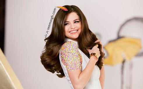 9 - سلنا گومز Selena Gomez خواننده آمریکایی
