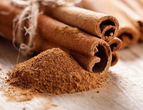 3. از بین بردن چربی شکم با دارچین  Cinnamon
