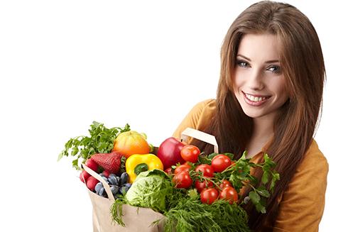 ليستي از غذاهاي سالم و ضروري براي زنان