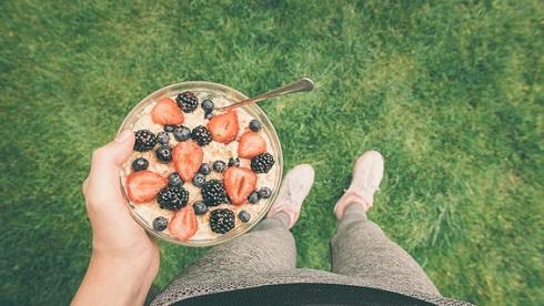 10. برای از بین بردن چربی شکم فاکتورهای غذایی را فراموش نکنید