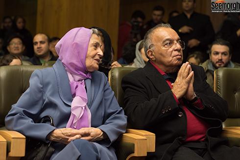 مسعود فروتن و ژاله علو