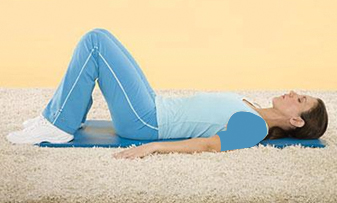 کوچک کردن شکم با حرکت جاروبرقي