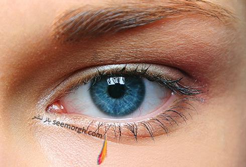 شکل و رنگ چشم ها چه چيزي در مورد سلامت شما مي گويند؟