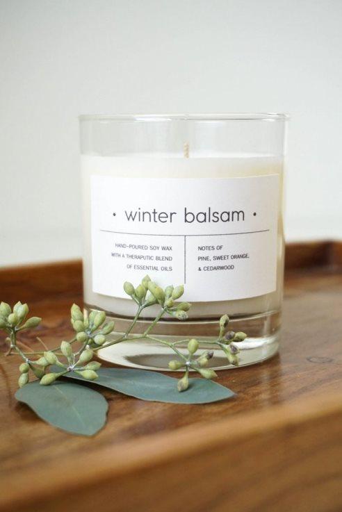 براي خوشبو نگه داشتن خانه تان شمع روشن کنيد