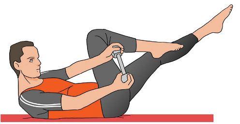 نحوه اجراي حرکت ورزشي براي کوچک کردن شکم و پهلو