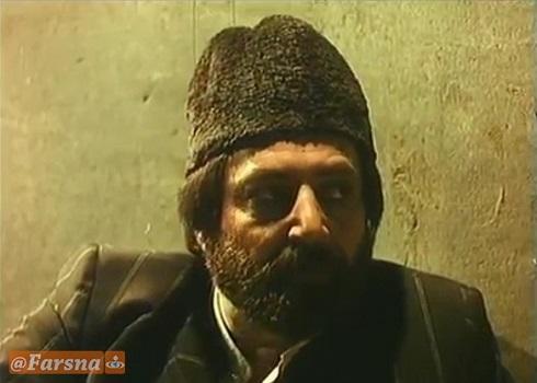 جمشيد مشايخي در سريال هزاردستان