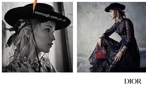 عکس هاي جديد جنيفر لارنس Jennifer Lawrence براي برند ديور Dior - عکس شماره 6