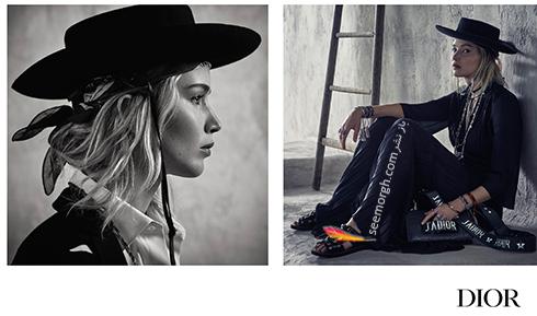 عکس هاي جديد جنيفر لارنس Jennifer Lawrence براي برند ديور Dior - عکس شماره 7