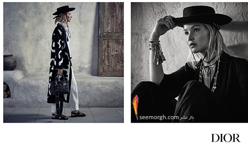 عکس هاي جديد جنيفر لارنس Jennifer Lawrence براي برند ديور Dior - عکس شماره 5