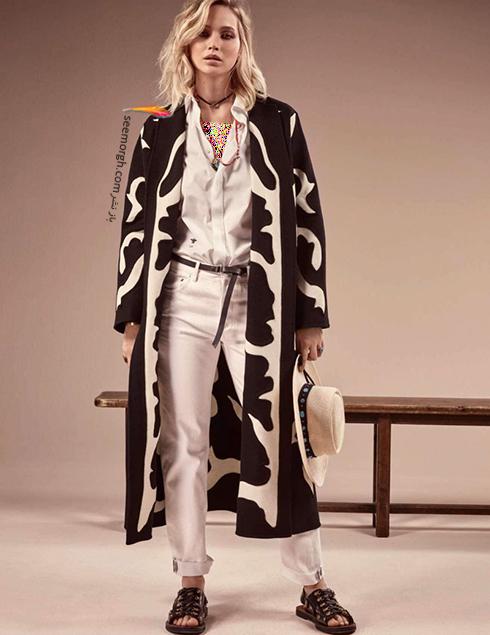 عکس هاي جديد جنيفر لارنس Jennifer Lawrence براي برند ديور Dior - عکس شماره 3