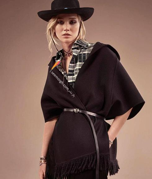 عکس هاي جديد جنيفر لارنس Jennifer Lawrence براي برند ديور Dior - عکس شماره 1