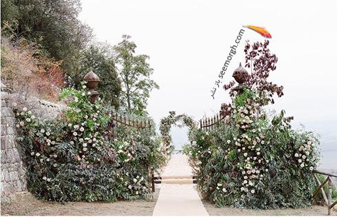 عکس هاي مراسم عروسي کيت آپتون Kate Upton و جاستين ورلاندر Justin Verlander - عکس شماره 14