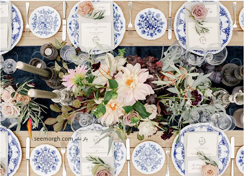 عکس هاي مراسم عروسي کيت آپتون Kate Upton و جاستين ورلاندر Justin Verlander - عکس شماره 7