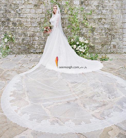 عکس هاي مراسم عروسي کيت آپتون Kate Upton و جاستين ورلاندر Justin Verlander - عکس شماره 12