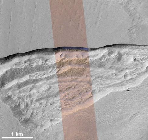 عکس سطح مريخ 2