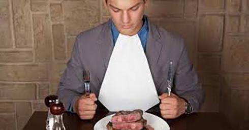مصرف گوشت در جوانان مفيد و در بزرگسالان مضر است