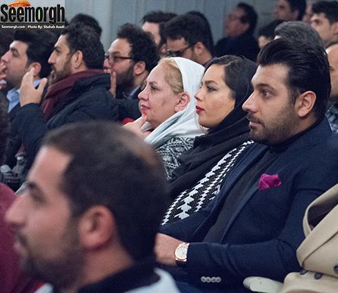 احسان خواجه اميري در چهارمين جشن سالانه موسيقي ما