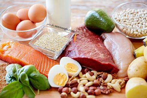 رژيم پروتئين و خطرات مصرف پروتئين زياد