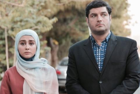 ستاره حسینی در سریال گسل