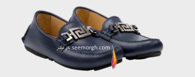 کفش مدرسه از برند ورساچه Versace - مدل شماره 2