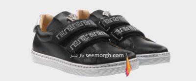 کفش مدرسه از برند ورساچه Versace - مدل شماره 7