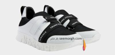 کفش مدرسه از برند ورساچه Versace - مدل شماره 6