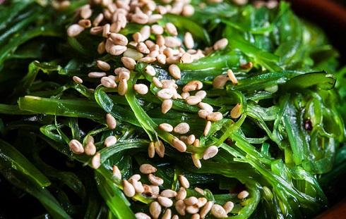 13. برای از بین بردن چربی شکم جلبک دریایی مصرف کنید