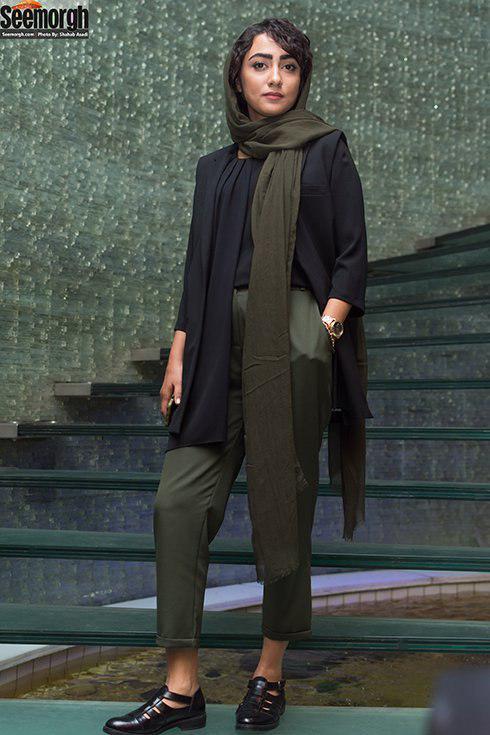 مدل مانتو ياسمن معاوي در پاييز 1396