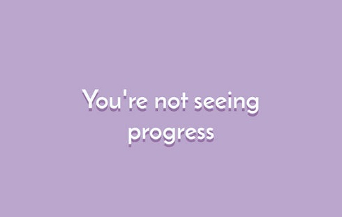 اگر شاهد پیشرفتی نیستید در حال از دست دادن عضله هستید
