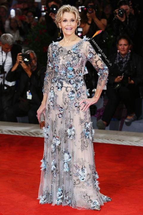 مدل لباس در جشنواره فیلم ونیز 2017 venice film festival