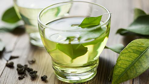 جلوگيري از پوسيدگي دندان ها با چاي سبز