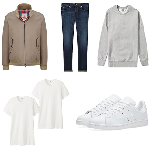 انتخاب لباس براي آخر هفته