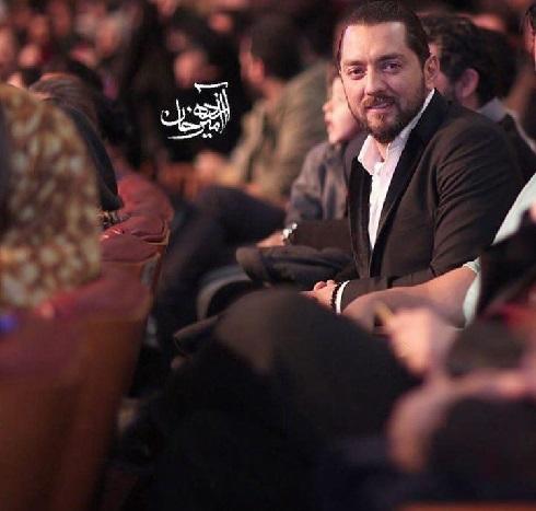 Bahram Radan in the opening ceremony of the 36th Fajr Festival.jpg